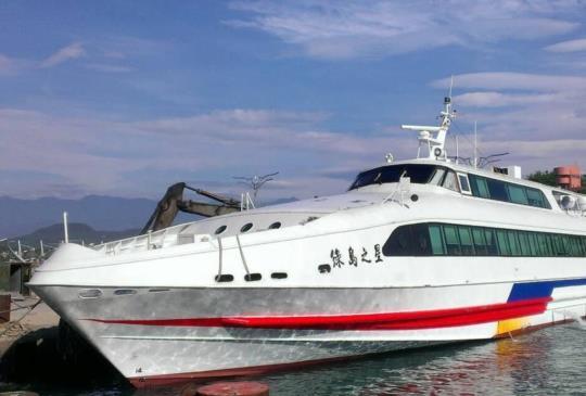 雙十連續假期,離島航線船班加開