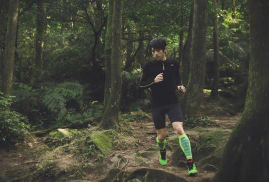 【音樂創作才子外的馬拉松靈魂人物】<br>專訪兩岸三地跑最快的藝人詹宇豪