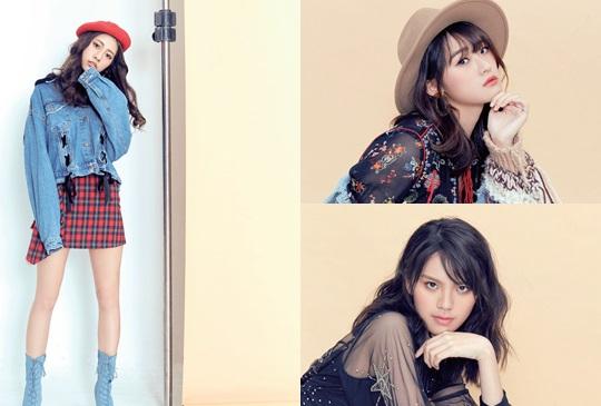 新女孩偶像TPE48穿搭挑戰賽,前輩阿部瑪利亞正式移籍助陣