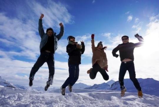 【瑞士】此生必去歐洲屋脊-少女峰