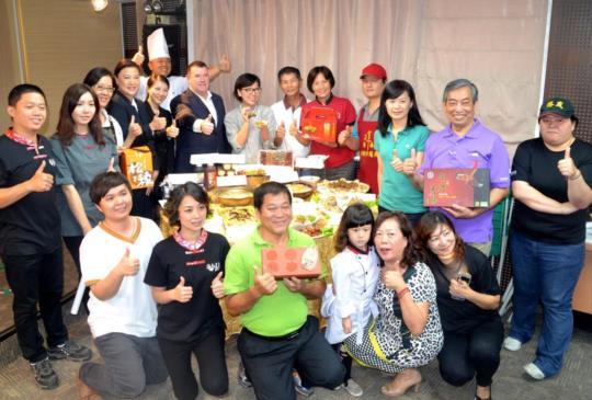 2015台南美食節開跑  小吃與辦桌/老店與新秀/農村體驗與文化表演 美食五感體驗