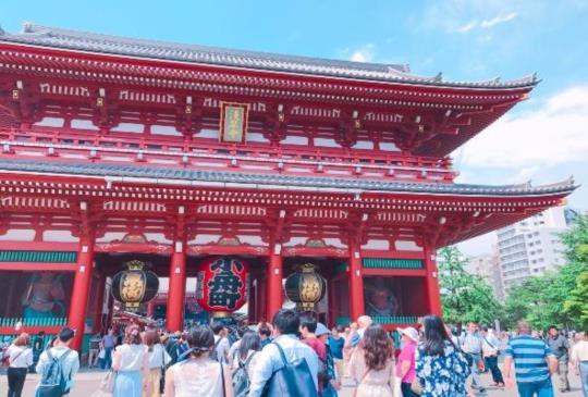 【日本】來去「淺草」體驗東京的下町文化