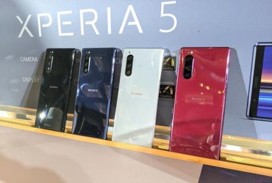 手感更輕巧的 Sony 秋季真旗艦 Xperia 5,售價 2,5990 元下周預購 10 月到貨!