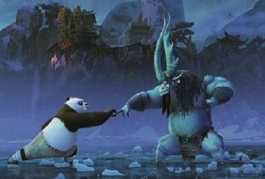 【新聞】《功夫熊貓3》中國風很到位 「清明上河圖」更成場景參考
