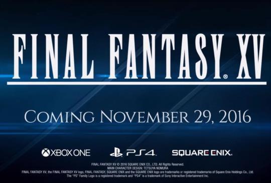 《Final Fantasy XV》釋出最新影片,曝光強力新魔法、敵人資訊!