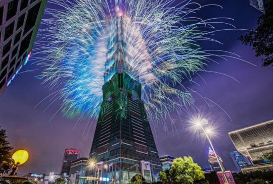 【2019跨年】台北12個免費看101跨年煙火景點