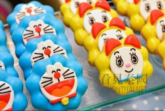 11月底前 Doraemon 哆啦a夢甜甜圈等你嘗鮮