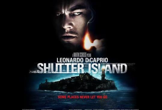 妄想是如此的真實,又令人毛骨悚然《隔離島》(Shutter Island)