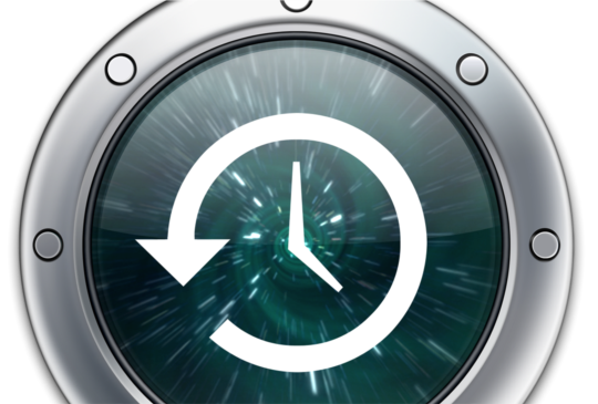 Mac 內建冷軟體(四):全自動備份功能「 Time Machine 」