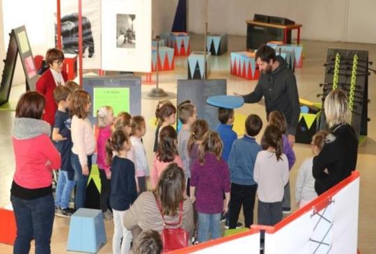 繽紛、童趣、無限想像,全新主題「哇!馬戲團」來了!  巴黎龐畢度中心,用藝術打造孩子的遊戲天堂