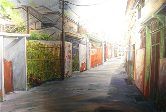 隱形時光機之旅!新竹市私房景點。『眷村博物館』