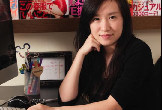 出版社總經理黃詠雪:珠寶可以影響人對人生的態度,持續地追求卓越。