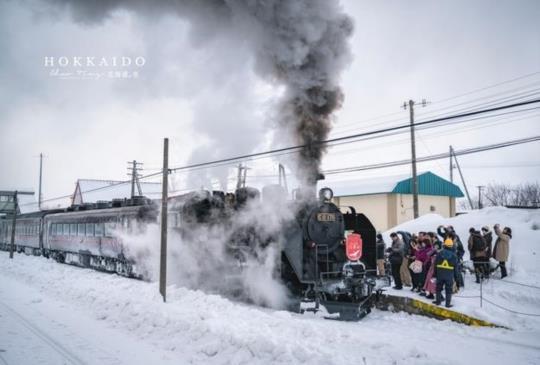 【北海道SL復古蒸汽火車冬季濕原號】搭濕原號列車絕對不能錯過的兩件事