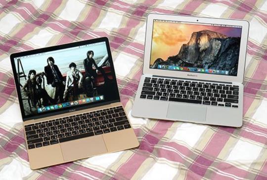 是進化還是妥協?Apple Macbook 與 Macbook Air 入手比較