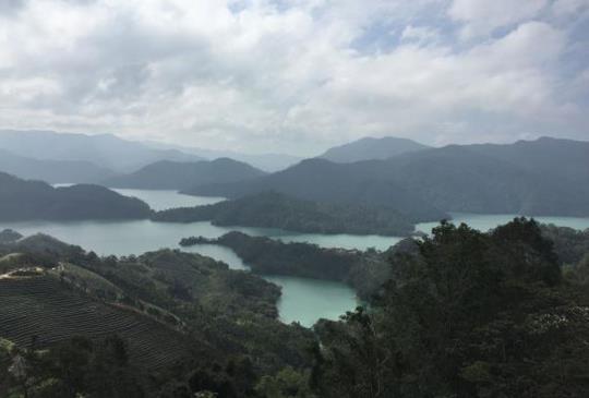 探訪隱藏在北宜公路中的絕美秘境【石碇千島湖】