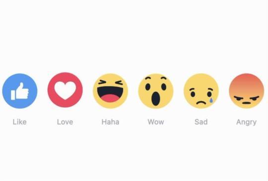 臉書表情符號啟用滿週年,原來全球都愛用「大心」