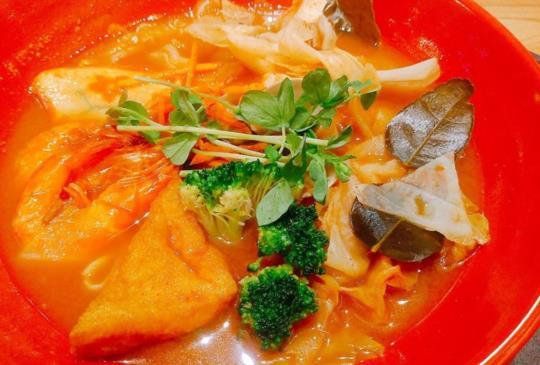 愛吃泰國風味必吃【泰式安妮莎料理】