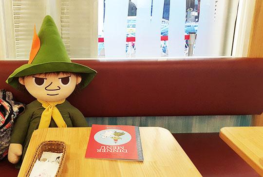 【沐浴北歐經典童話森林,嚕嚕米陪你享受療癒飲食!】