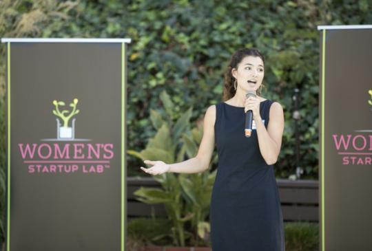 台灣女力綻光世界【首次全球24小時接力 傑出女性創業家盛會】