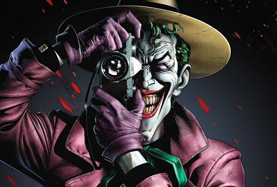 「你為什麼不笑?」《蝙蝠俠:致命玩笑》