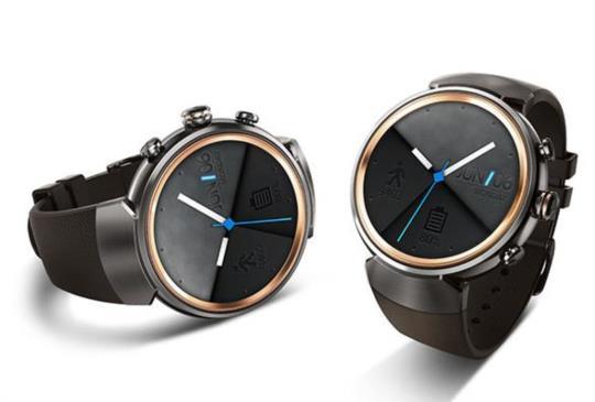 華碩 ZenWatch 3 智慧錶 12 月全台開賣