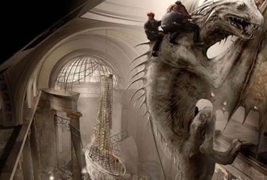 【近期上映】艾迪•瑞德曼11月份最新電影《怪獸與牠們的產地》