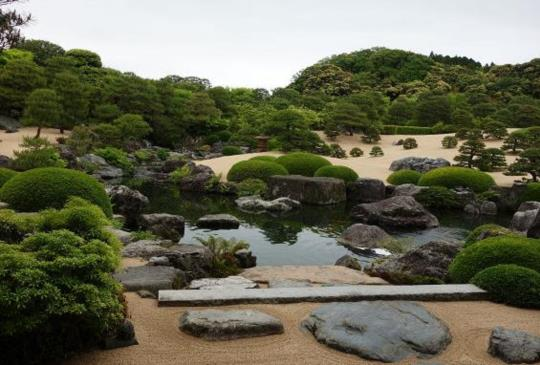 【日本】蟬連13年日式庭園之冠:足立美術館