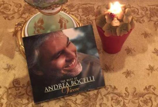 你不能不知道的四位世界級「跨古典流行音樂界」演唱家系列~之一~安德烈·波伽利Andrea Bocel