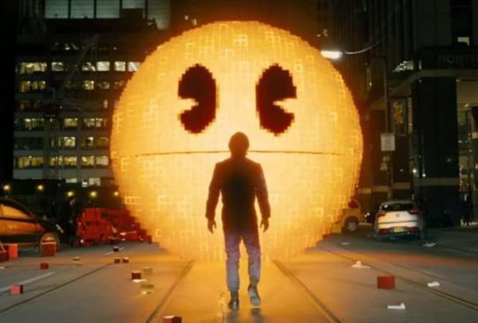 別讓外星人不開心!《世界大對戰》亞當山德勒與一票電玩角色再度搞笑上陣!