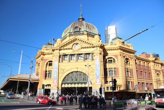 【澳洲】墨爾本市區,不可錯過的六大免費觀光景點