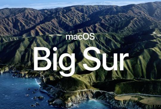 【WWDC 2020】macOS Big Sur 大蘇爾登場,icon 更多陰影、圓角矩形