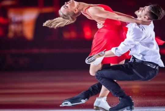 《Art on Ice歌舞冰上》奧運金牌選手 X 花式滑冰 X 葛萊美天王 X 特技舞蹈 X 移動舞