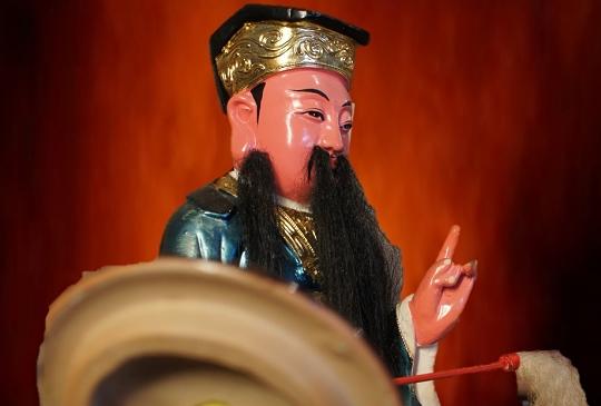 台灣黃大仙傳 - 了解黃大仙選址於「姜太公中部道場」客家大院典故