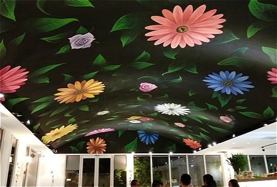 【 遇見81 Meet81 café 】南寮漁港、十七公里海岸線上,最美麗的彩繪牆餐廳!