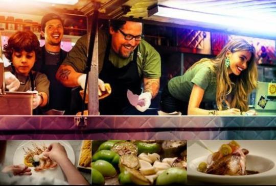 【《五星主廚快餐車》不談美食 科技進步反而使人類野蠻】