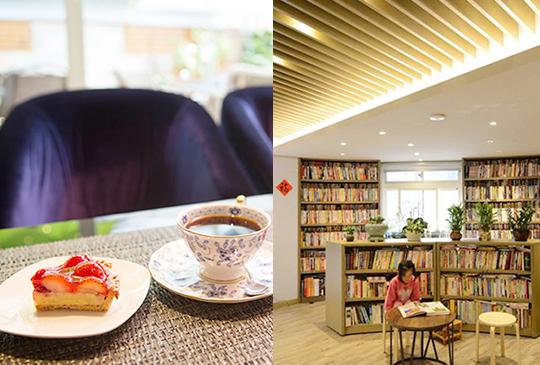 【跟著藝FUN券遊中永和】中永和臥虎藏龍!?自然科學綠書店與充滿藝術氛圍的咖啡庭園!