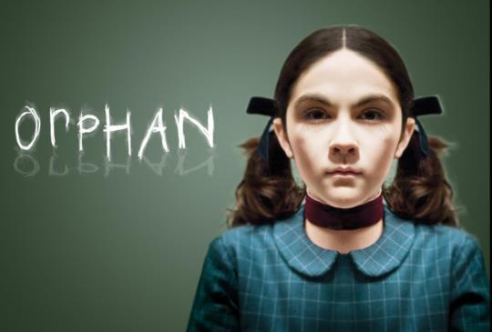 無意識恐懼的化身 《孤兒怨》(Orphan)