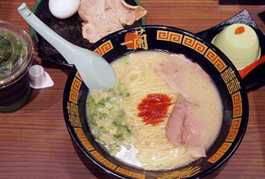 這次來真的【一蘭拉麵 台灣台北本店】24小時不打烊!增台灣獨有精選套餐