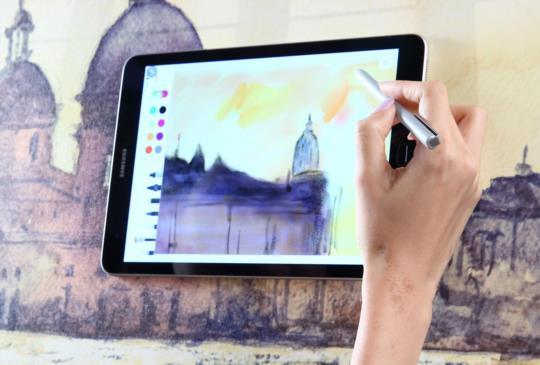 「筆」較厲害 Galaxy Tab S3 將於 5 月 12 日起上市