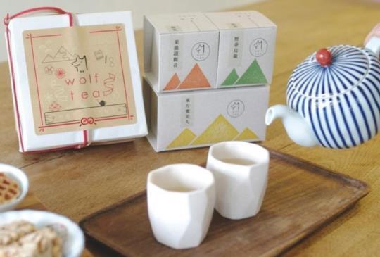 【送禮推薦】六個超人氣文青茶包