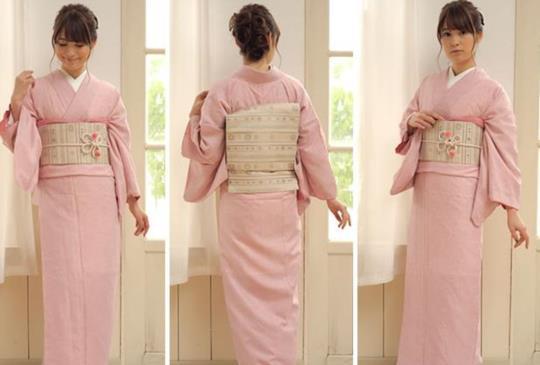 【女孩憧憬穿日本和服~你知道日本和服的類別嗎?】~日文化特輯