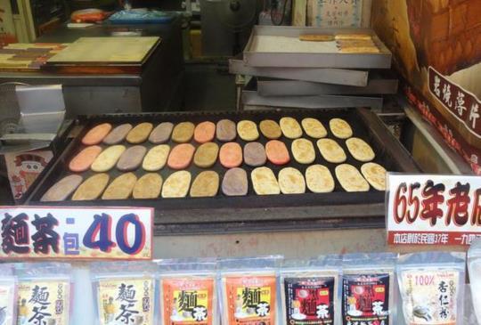 【牛舌餅的故事:屬於台灣人的溫柔】