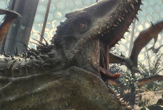 《侏羅紀世界》6月10日盛大開幕!!新品種帝王暴龍正式登場