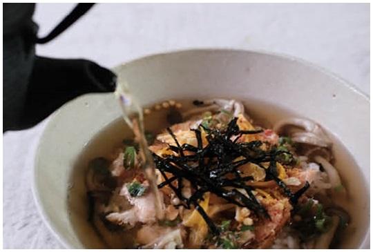 日式料理的靈魂,茶泡飯這樣做好簡單