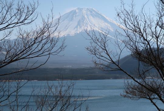 【日本。富士山】欣賞富士山的絕佳位置,正著看倒著看,看好看滿!