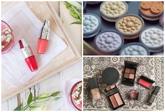 日本Model化妝包一定會有的美妝必備品公開