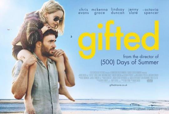 【Gifted 《天才的禮物》 - 不要丟下我,你答應過的】