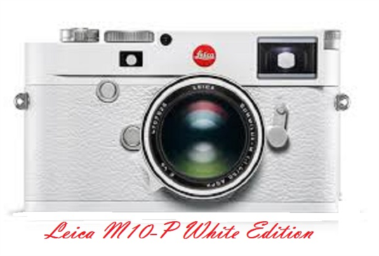 Leica M10-p White Edition 限量發售中