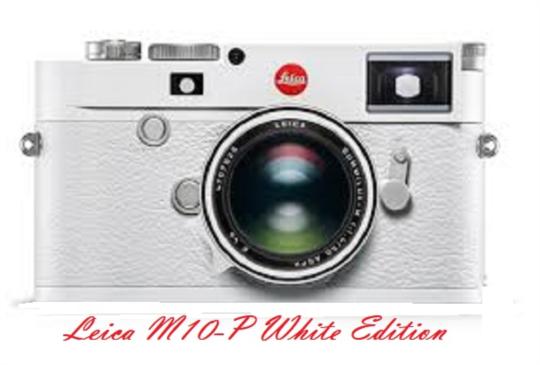 Leica M10-p White Edition 限量發售中