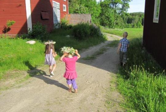 瑞典的仲夏慶典Midsummer Festival~ Lily的斯德哥爾摩生活隨想】